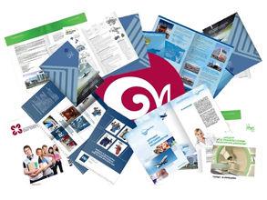 Печать брошюр A4 и A5